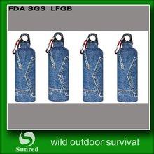 low price folding special water bottles