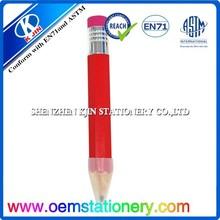 2015 hotsales Jumbo pencil big pencil for office and school