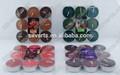9 unids tealight en caja de pvc