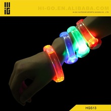 glow in the dark bracelet led toys for party kids