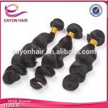 Full Cuticle Unprocessed Caribbean Remy Human Hair