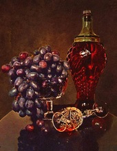 Wholesale Handmade Still Life Fruit Oil Painting