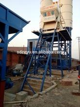 prefabricated concrete plants HZS40