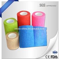 Hot sale medical colored ace bandages