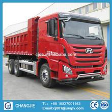high quality 6x4 used dump truck technology tiper truck