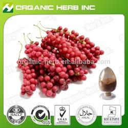 Natural schizandra extract l Schizandra fruit extract powder | Schizandra Fruit Extract