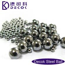g10 g100 steel ball for bearings copper anode