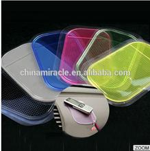 Professional Eco-Friendly Car PU gel Non-slip anti-slip Sticky leather desk pad