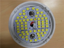 high power low cost smd2835 aluminun plastic bulb