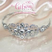 Vintage Crystal Bridal Headband