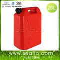 De armazenamento de combustível tanque de 20l 5.3 galão plástico barco tanque de combustível