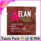 YASON red plastic medical waste bags snack plastic packaging roll film plastic tshirts packaging