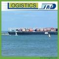 Ddu serviço de transporte de carga da China para SAN FRANCISCO eua