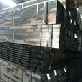 Shengfang heibei laminado en frío de tubos rectangulares/tamaños de tubo