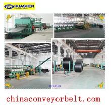 Fire Resistant Antistatic EP/NN/CC/STN Multi-ply Rubber Conveyor Belt