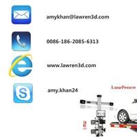 Lawrence 3d wheel repair machine