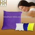 De alta- final de nuevo diseño de látex natural de almohada de la cama para decoración