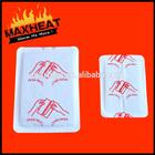 Mini Gel Hand Warmer  Magic hand warmer   Heating pad made in China