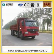 Chinese Heavy SINOTRUK HOWO 6x4 Dump Truck with best quality/4x4 mini dump truck