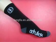 Top quality best selling moisture wicking long sport socks