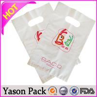 Yason food grade potato chips packaging bag poly bags with snap closure advertising book printing