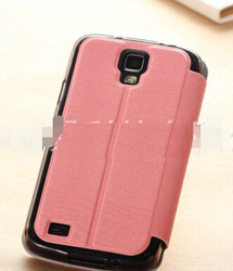OEM fashion design leather case for s4 active/leather cover case for samsung galaxy s4 active i9295