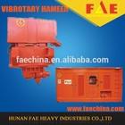 China famous brand hydraulic vibro hammer/piling machine/pile driver/vibratory hammer