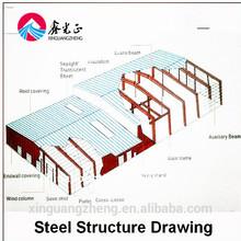 prefabricated light steel warehouse prefabricated steel metal buildings light steel frame factory