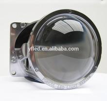 2015 new product LED headlight Bi-xenon projector lens module Bi-Xenon High/Low Beam headlight