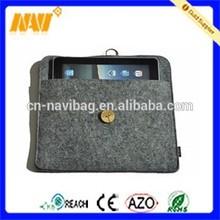 Custome small felt mobile phone bag