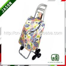 folding shopping trolley cart leisure shopping cart