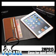 360 roating customize wholesale For iPad mini 2 waterproof case