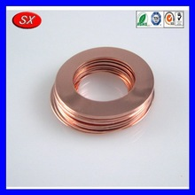 ISO / CE / ROHS customized copper washer with high quality