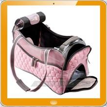 Soft Sided dog travel bag