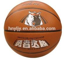custom logo printing training indoor/outdoor basketball