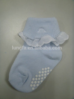 Economic best selling knits 100% baby cotton socks