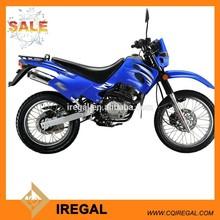 gas powered dirt bike 125cc for Thailand
