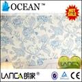 resistente a la humedad contemporáneo del sudeste de asia país personalizado para imprimir papel pintado
