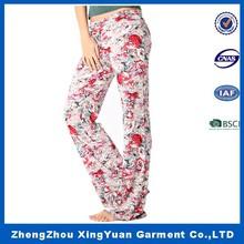 Breathable UV protection Anti-bacterial knitting fabric wholesale yoga pants