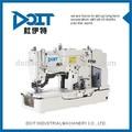 Dt781 0dt781 Juki alta velocidad del punto de cadeneta recta botón drilling machine holing pantalones de la confección de costura precio de la máquina