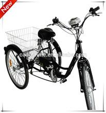 CE adult electric trike chopper three wheel motorcycle