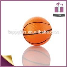 promotional cheap basketball free stress ball