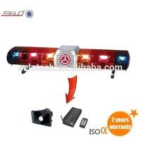 Amber Halogen Lightbar,halogen police lamp, rotating lamp strobe light bar