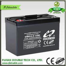 Jordan Buyer/importer 12v 100ah 20hr deep cycle battery Fuzhou battery manufacturer