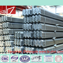 GB/JIS hot rolled mild steel angle iron / equal angle steel st235jr