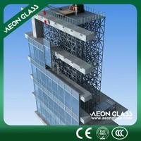 Innovative facade design and engineering - Unitized Glass Facade