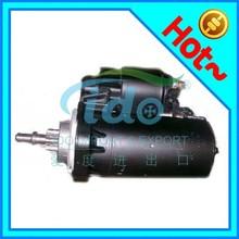 12v auto starter motor assembly for VW 055911023G / rover ADU9356 / fiat 7727534