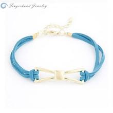 Hot Sale New Arrival Wholesale Fashion Best Price Adjustable Cotton Cordon Bracelet