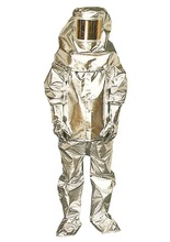 1000 Degree Aluminized Fire Resistant Suit