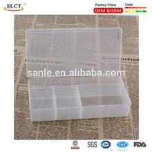 wholesale plastic box compartment
